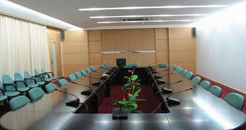 TUMINE天蒙会议系统进驻企业会议室