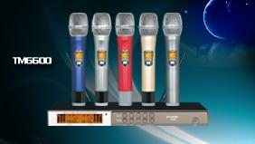 TUMINE天蒙TM6600幻彩KTV系列新品正式上市