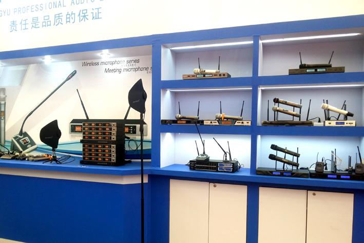 2013年10月上海国际音响展